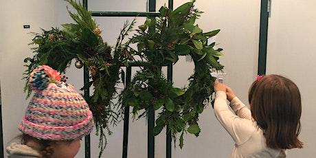 Childrens Wreath Making Workshop Morning 2021 tickets