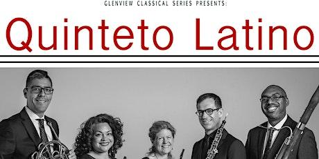 Quinteto Latino in Oakland! tickets