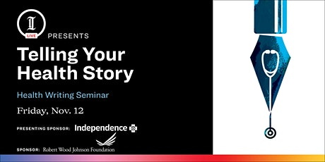 Telling Your Health Story tickets