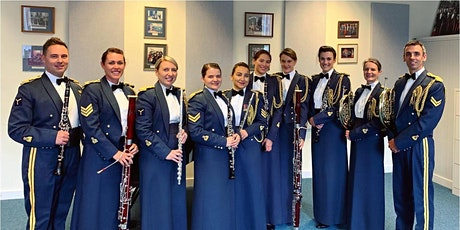 Lunchtime Concert -  RAF Central Band Wind Ensemble tickets