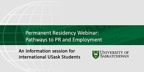 Permanent Residency Webinar: Pathways to PR and Employment tickets