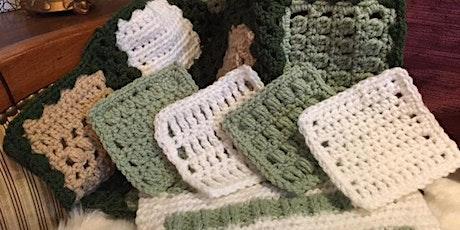 Crochet Basics 2 Class tickets