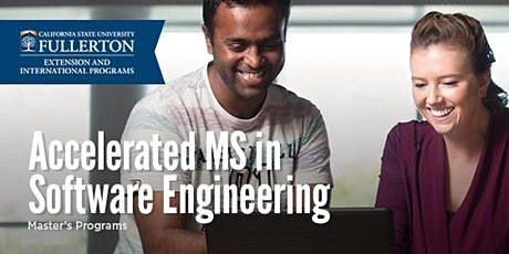 Accelerated MS in Software Engineering Information Session tickets