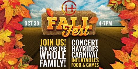 Heritage Church Fall FestivalFREE FOR EVERYONE! tickets