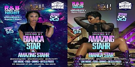 Spotlight  Wednesdays- R&B Open Mic night tickets