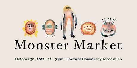 Monster Market tickets