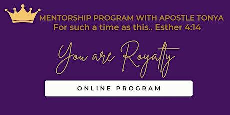 Mentorship Program tickets