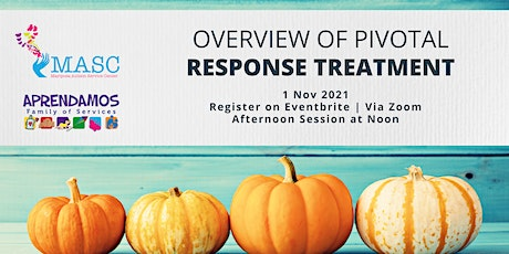 Overview of Pivotal Response Treatment - Noon tickets