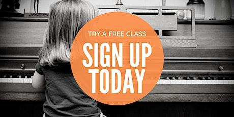 Dec. 4 Free Preview Music Class for Kids (Centennial, CO) tickets