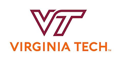Virginia Tech Educational Leadership Ed.D. Cohort Information Meeting tickets