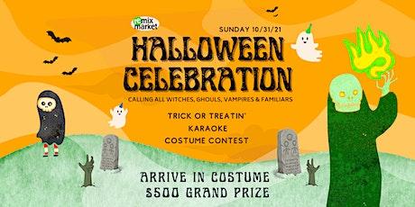 Halloween Costume Contest & Karaoke at Remix Market NYC tickets