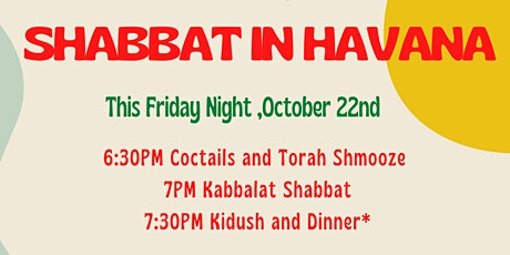 Chabad Loft Shabbat Dinner at the New Kavanah Space tickets