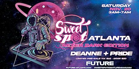 Sweet Spot Atlanta: The After Dark Edition tickets