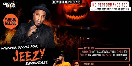 Showcase: Winner Opens up for Jeezy LIVE in Concert tickets