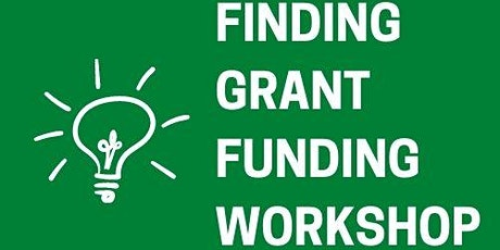 Introduction to Finding Grant Funding tickets