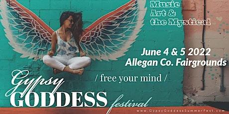 2022 Gypsy Goddess Festival tickets