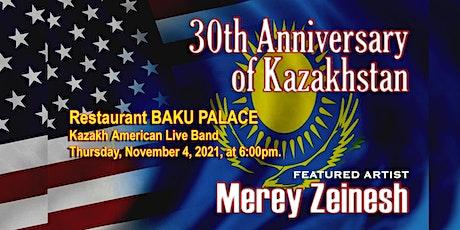 30th Anniversary of Kazakhstan, Live Music Concert tickets