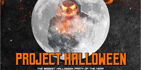 #PROJECTHALLOWEEN tickets