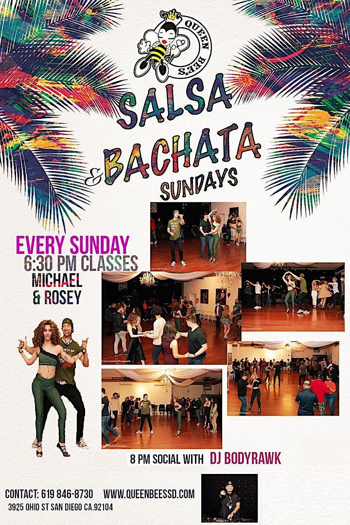 Salsa Sundays image