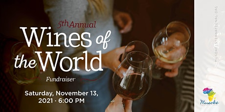 Wines of the World Wine Tasting tickets