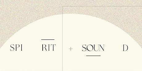 SOMSIREN Presents Spirit + Sound : Moments through Movement tickets