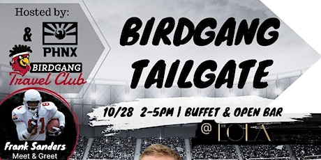 Official PHNX BirdGang Tailgate tickets