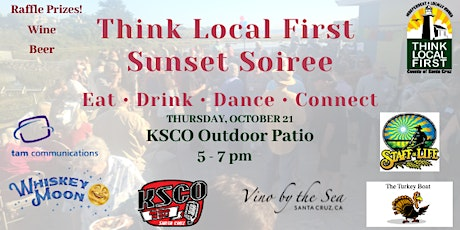 Think Local First Sunset Soiree tickets