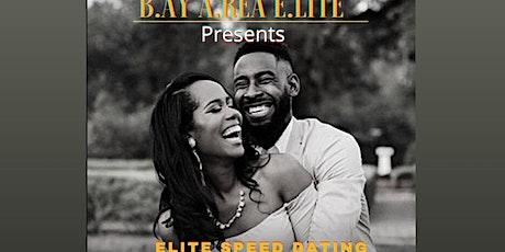 B.ay A.rea E.lite Speed Dating & Mixer tickets