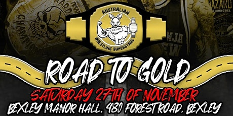 AWS ~Road To Gold~ tickets