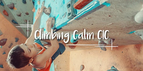 Climbing Calm Sessions (11-18 year olds) PAYG tickets