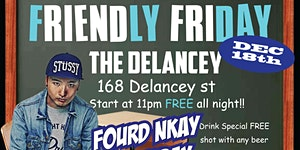 Friendly Friday - Birthday Bash for Fourd Nkay -