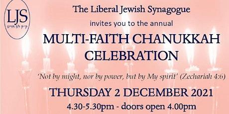Multi-Faith Chanukkah Celebration tickets