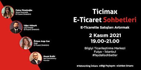 E-Ticarette Satışları Artırmak (İstanbul) tickets