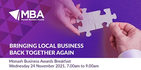Bringing  Local Business Back Together Again tickets