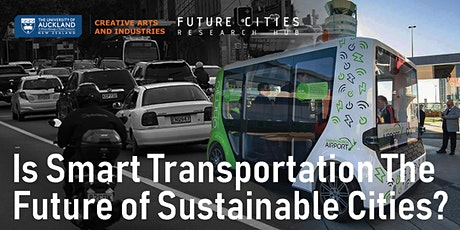 Is Smart Transportation The Future of Sustainable Cities? tickets