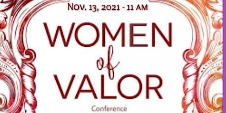WOMEN OF VALOR tickets