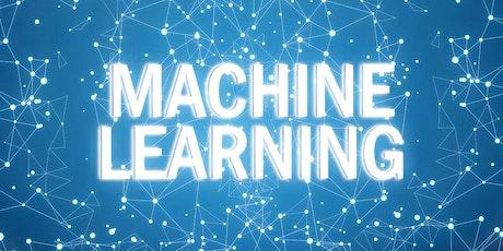 Weekends Machine Learning Beginners Training Course Sudbury tickets