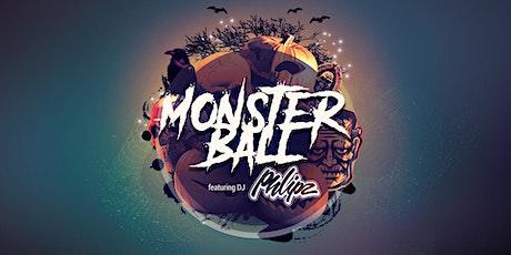 Halloween Monster Ball @ Clarendon Popup Bar tickets