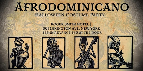 Halloween at the Roger Smith Hotel tickets