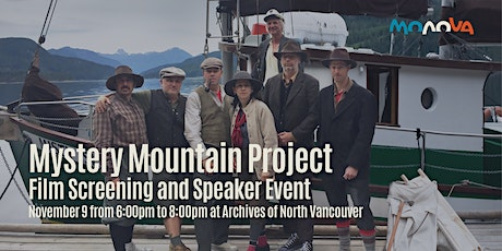 Mystery Mountain Project: Film Screening and Speaker Event tickets