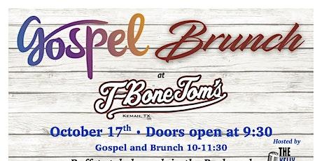 T-Bone Tom's Gospel Brunch tickets