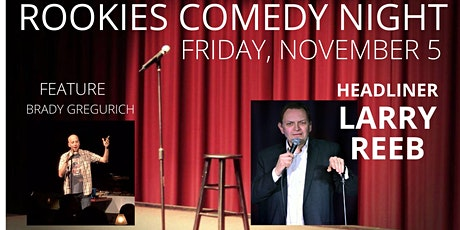 Rookies Comedy Night tickets