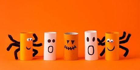Halloween Workshop 4 tickets