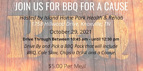 Island Home BBQ For a Cause tickets