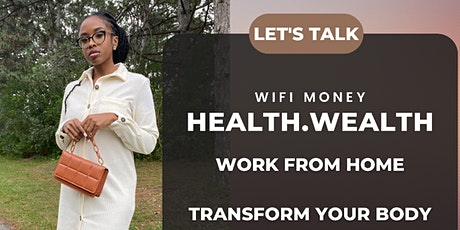 HEALTH AND WELLNESS LAUNCH | WIFI MONEY tickets