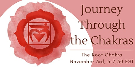 Journey Through the Chakras: The Root Chakra tickets