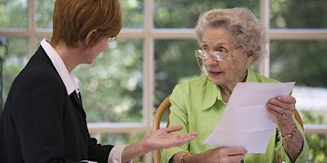 Alzheimer's A.S.K Plan Behind the Care: Legal & Financial Preparedness tickets
