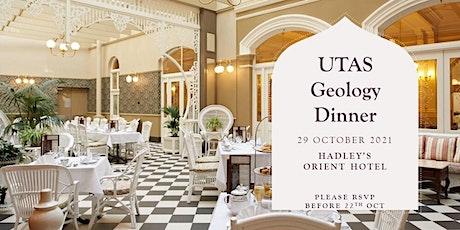 UTAS Geology Dinner tickets
