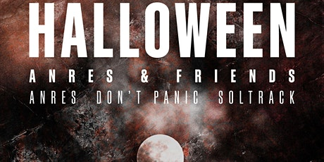 The Common presents HALLOWEEN with Anres, Don't Panic, Soltrack tickets