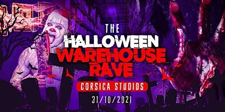 The Haunted Warehouse Rave @ Corsica Studios | London Halloween 2021 tickets